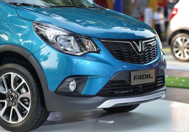 Cận cảnh mẫu ô tô mới ra mắt của VinFast: Đẹp không tì vết, nhiều lựa chọn màu sắc - Ảnh 5.