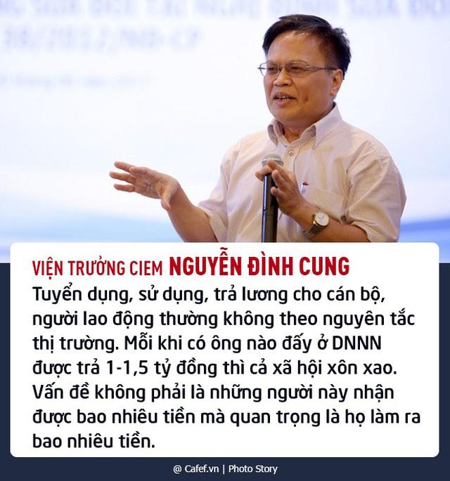 Điều quan trọng sau mức lương tiền tỷ của sếp DNNN là gì?  - Ảnh 6.