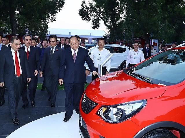 Bước ngoặt mới trên thị trường ô tô giá rẻ - Ảnh 1.