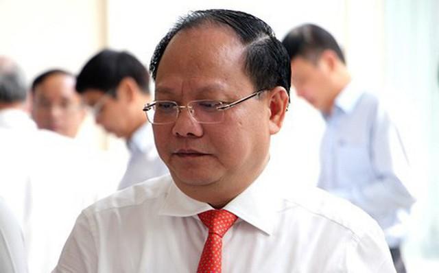 Ông Tất Thành Cang đã bị Đảng bộ TP HCM bỏ phiếu xử lý kỷ luật - Ảnh 2.