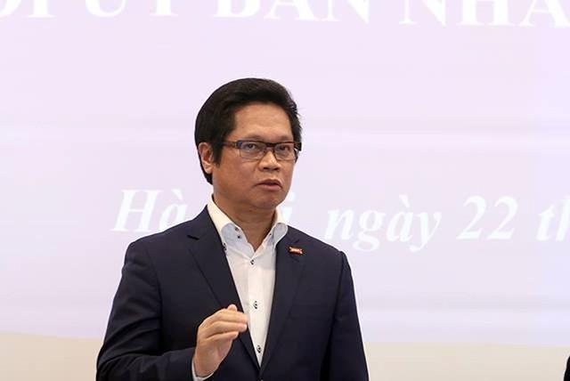 Ông Nguyễn Đức Chung muốn đưa nhà máy iPhone về Hà Nội - Ảnh 1.