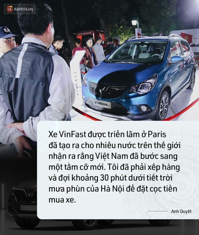 Câu chuyện phía sau cơn sốt xe VinFast: Hàng Việt Nam thực sự đã chinh phục được người Việt Nam! - Ảnh 17.