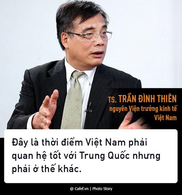 TS. Trần Đình Thiên: Chiến tranh thương mại có thể khiến Việt Nam ở thế tránh vỏ dưa gặp vỏ dừa  - Ảnh 2.