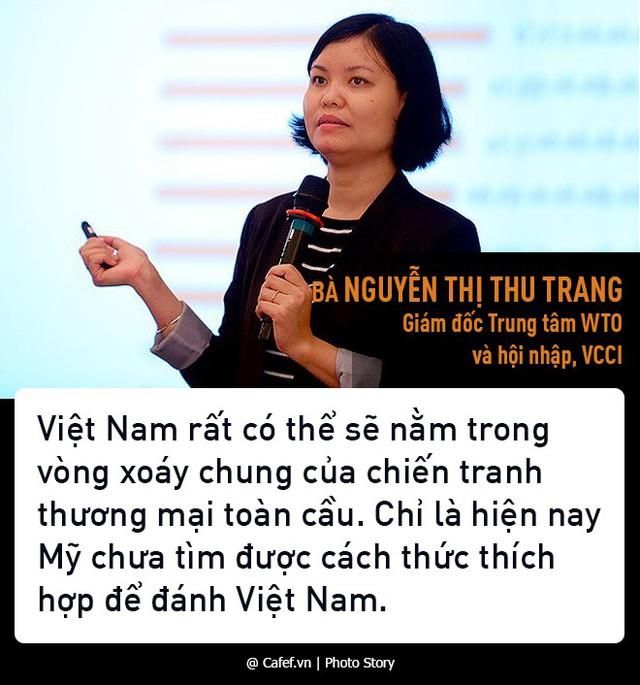 TS. Trần Đình Thiên: Chiến tranh thương mại có thể khiến Việt Nam ở thế tránh vỏ dưa gặp vỏ dừa  - Ảnh 4.