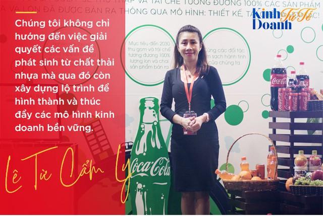 Bà Lê Từ Cẩm Ly: Tái chế chai nhựa sẽ trở thành một cảm hứng sống của Coca-Cola! - Ảnh 6.