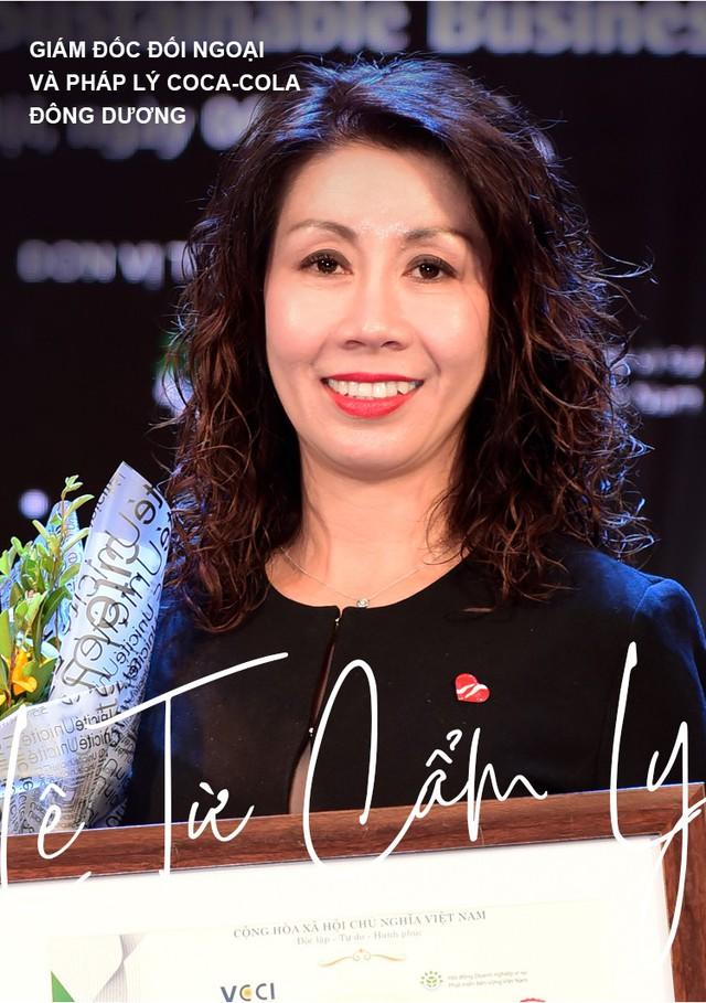 Bà Lê Từ Cẩm Ly: Tái chế chai nhựa sẽ trở thành một cảm hứng sống của Coca-Cola! - Ảnh 7.