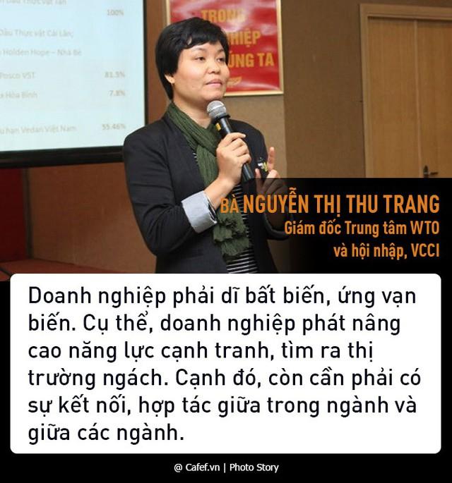 TS. Trần Đình Thiên: Chiến tranh thương mại có thể khiến Việt Nam ở thế tránh vỏ dưa gặp vỏ dừa  - Ảnh 8.