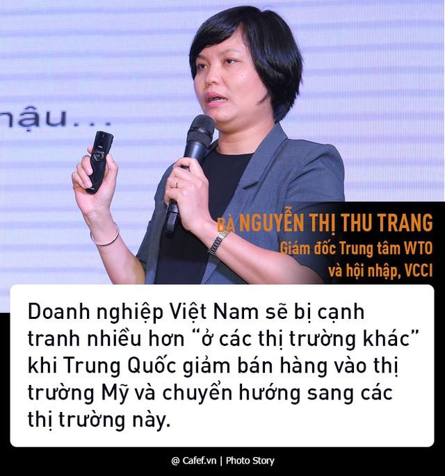 TS. Trần Đình Thiên: Chiến tranh thương mại có thể khiến Việt Nam ở thế tránh vỏ dưa gặp vỏ dừa  - Ảnh 5.