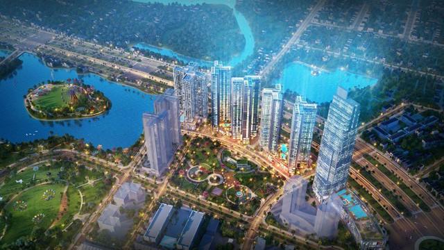 Bất động sản khu Nam Sài Gòn nóng dịp cuối năm - Ảnh 1.