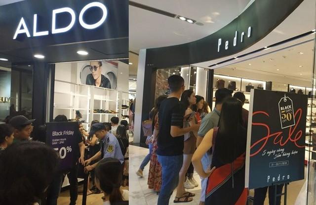 Black Friday 2018 ở TP. Hồ Chí Minh: Các cửa hàng phụ kiện, mỹ phẩm lên ngôi - Ảnh 2.