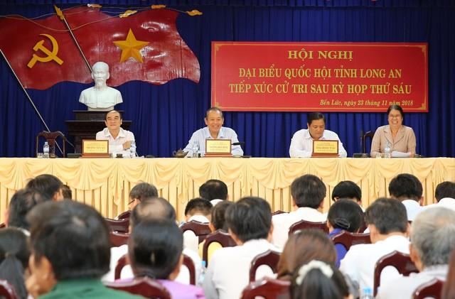Phó Thủ tướng Trương Hòa Bình: Chống tham nhũng không có vùng cấm - Ảnh 2.