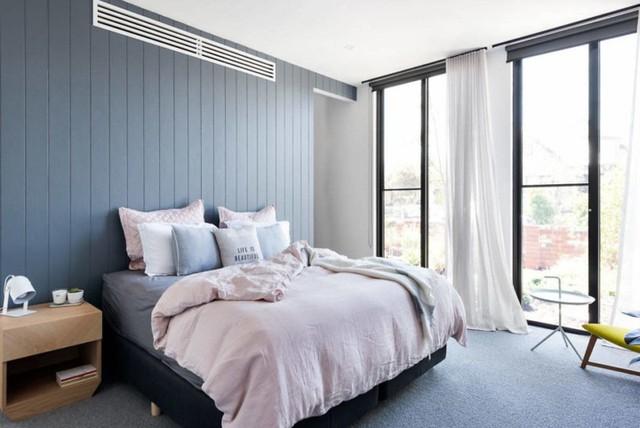 Ngôi nhà mái lệch giúp giải nhiệt và chống thấm hiệu quả - Ảnh 11.