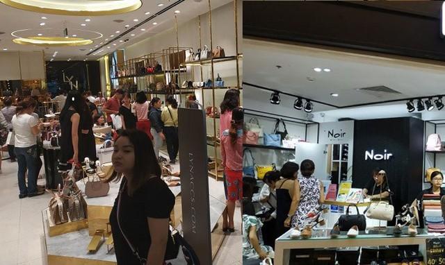 Black Friday 2018 ở TP. Hồ Chí Minh: Các cửa hàng phụ kiện, mỹ phẩm lên ngôi - Ảnh 3.