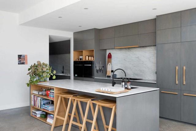 Ngôi nhà mái lệch giúp giải nhiệt và chống thấm hiệu quả - Ảnh 6.