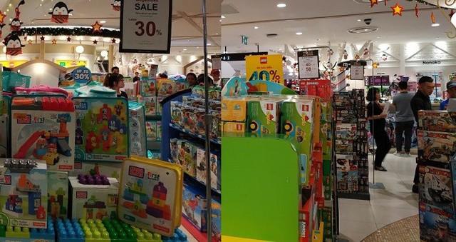 Black Friday 2018 ở TP. Hồ Chí Minh: Các cửa hàng phụ kiện, mỹ phẩm lên ngôi - Ảnh 7.