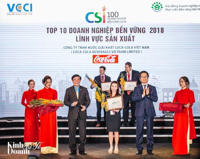 Bà Lê Từ Cẩm Ly: Tái chế chai nhựa sẽ trở thành một cảm hứng sống của Coca-Cola! - Ảnh 9.