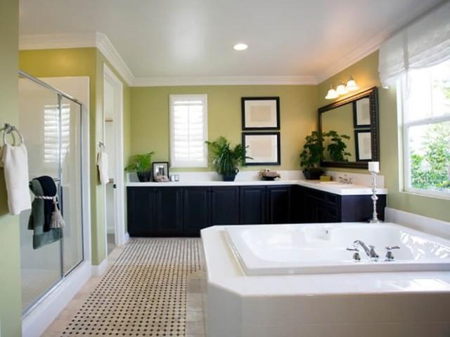 Những mẫu kiến trúc phòng tắm cuốn hút mọi ánh nhìn - Ảnh 2.