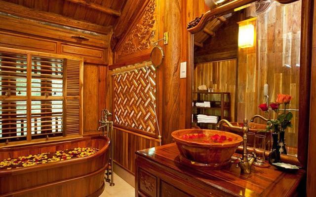 Những mẫu kiến trúc phòng tắm cuốn hút mọi ánh nhìn - Ảnh 15.