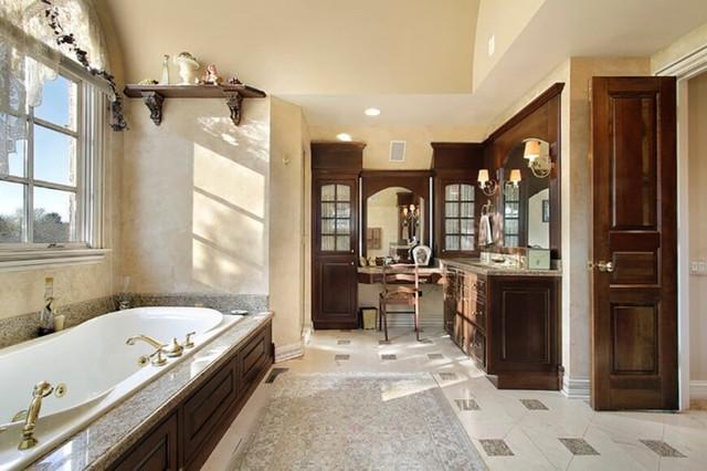 Những mẫu kiến trúc phòng tắm cuốn hút mọi ánh nhìn - Ảnh 3.