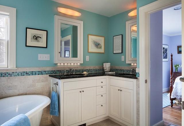 Những mẫu kiến trúc phòng tắm cuốn hút mọi ánh nhìn - Ảnh 6.