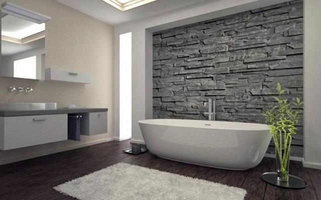 Những mẫu kiến trúc phòng tắm cuốn hút mọi ánh nhìn - Ảnh 7.