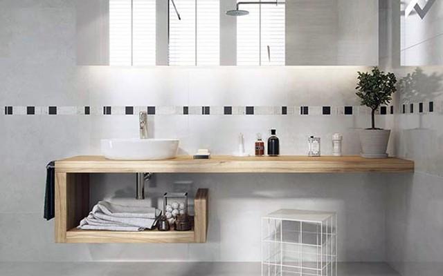 Những mẫu kiến trúc phòng tắm cuốn hút mọi ánh nhìn - Ảnh 8.