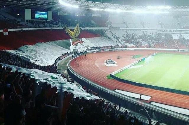 Bị loại từ vòng bảng, Indonesia vẫn bất ngờ phá kỷ lục tại AFF Cup 2018 - Ảnh 1.