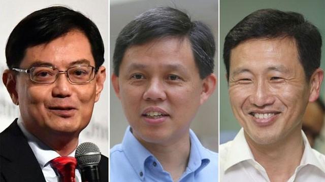 """Chân dung người được dự báo là """"Thủ tướng tương lai"""" của Singapore - Ảnh 1."""