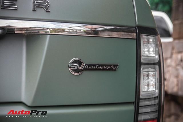 Khám phá Range Rover SVAutobiography LWB chuyên chở khách VIP của ông chủ cafe Trung Nguyên - Ảnh 11.