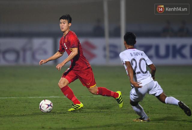 5 cầu thủ có số đường chuyền chính xác cao nhất ĐT Việt Nam ở AFF Cup 2018: Quang Hải đứng đầu, Xuân Trường xếp cuối - Ảnh 5.
