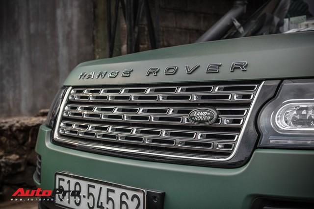 Khám phá Range Rover SVAutobiography LWB chuyên chở khách VIP của ông chủ cafe Trung Nguyên - Ảnh 9.