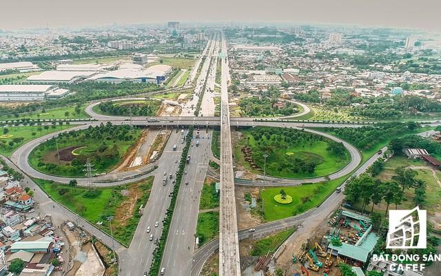 Khởi động đầu tư hàng loạt tuyến đường ven sân bay Long Thành, nhà đất lập mặt bằng giá mới