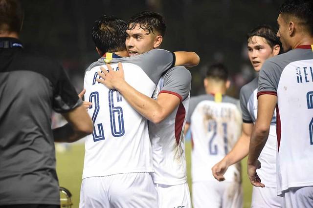 Tiền đạo Phillipines: Chúng tôi muốn là đội đầu tiên xé lưới Việt Nam - Ảnh 1.