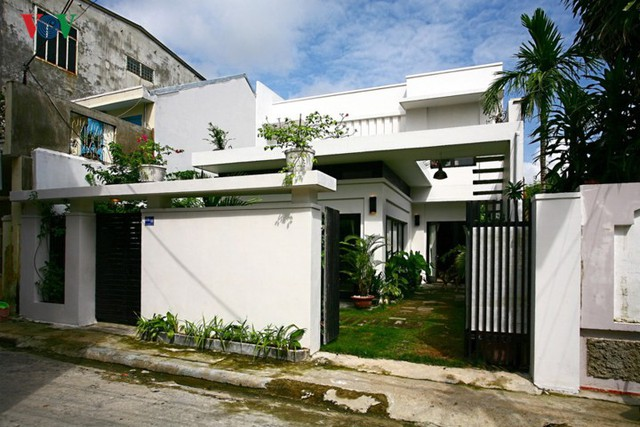 Ngôi nhà giản dị của 1 nhà giáo ở Đà Nẵng - Ảnh 1.