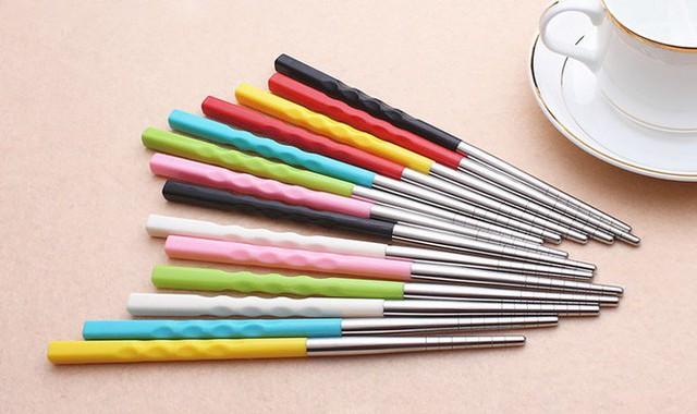 BS khuyến cáo: 3 loại đũa này tuyệt đối không nên mua về dùng, rất có hại cho sức khỏe - Ảnh 3.