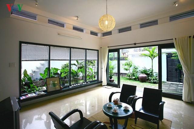 Ngôi nhà giản dị của 1 nhà giáo ở Đà Nẵng - Ảnh 6.