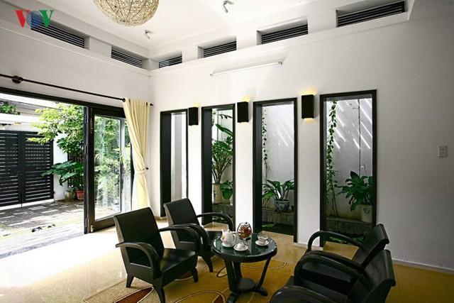 Ngôi nhà giản dị của 1 nhà giáo ở Đà Nẵng - Ảnh 7.