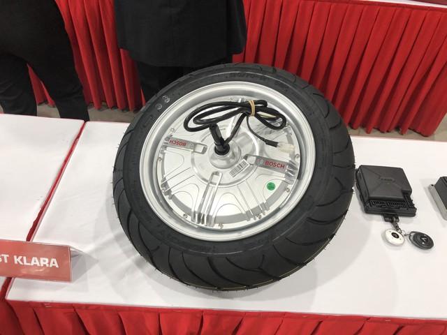 VinFast chính thức ra mắt xe máy điện thông minh, dự kiến mở bán từ 17/11 - Ảnh 7.