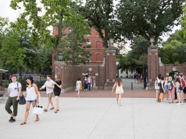 Đột nhập ký túc xá Harvard: Hóa ra sinh viên trường số 1 thế giới lại phải chịu cảnh sống chen chúc, chật chội như vậy - Ảnh 1.