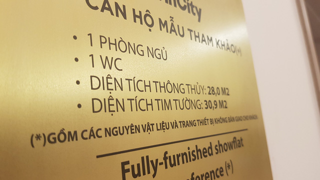 Cận cảnh căn hộ VinCity diện tích 28 m2 tại Hà Nội - Ảnh 1.