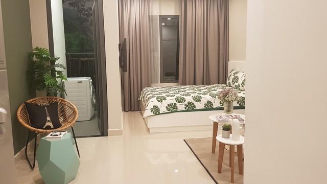 Cận cảnh căn hộ VinCity diện tích 28 m2 tại Hà Nội - Ảnh 2.