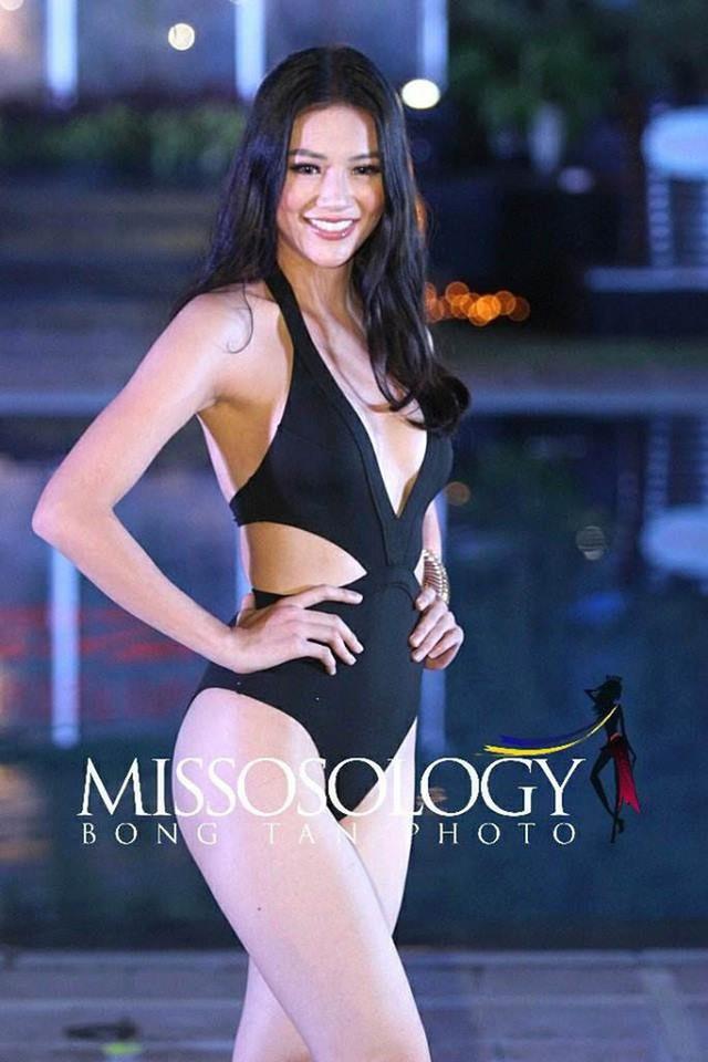 Nhan sắc nóng bỏng của mỹ nhân vừa đăng quang Hoa hậu Trái đất, đem vinh quang về cho Việt Nam - Ảnh 3.