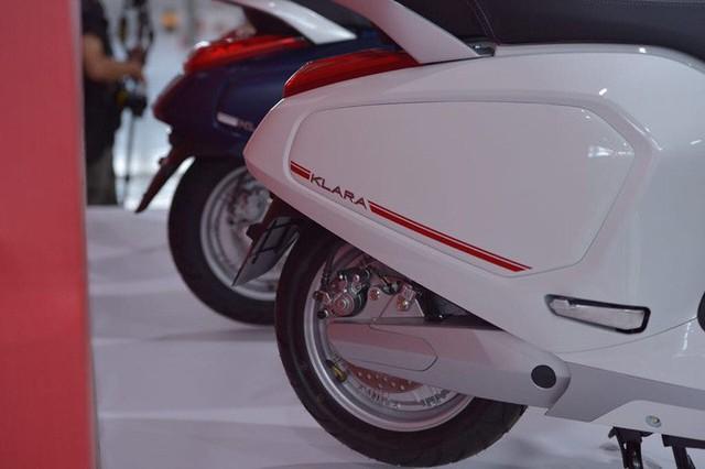 [Ảnh hot] 6 màu siêu sang chảnh của xe máy điện VinFast - Ảnh 4.
