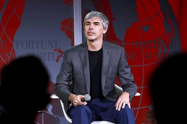 Google cần một nhà lãnh đạo xứng đáng hơn ông bù nhìn Larry Page? - Ảnh 1.
