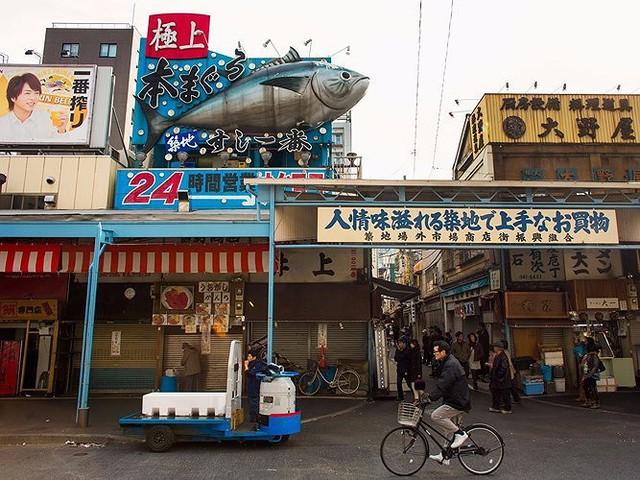 Chợ cá lớn nhất thế giới có gì đặc biệt? - Ảnh 11.