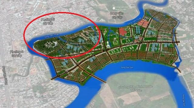 Sắp xây cầu mới nối quận Gò Vấp với Quận 12, nhà đất khu vực xung quanh biến động - Ảnh 1.