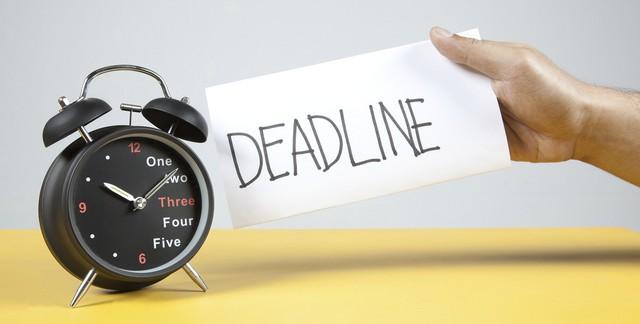 Ai cũng căng thẳng khi nhắc tới deadline nhưng làm việc không có giới hạn sẽ chỉ dẫn tới thất bại mà thôi - Ảnh 2.