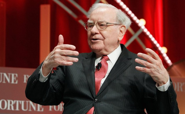 Thông điệp của Buffett gửi thị trường khi Berkshire Hathaway chi 1 tỷ USD mua cổ phiếu quỹ - Ảnh 1.
