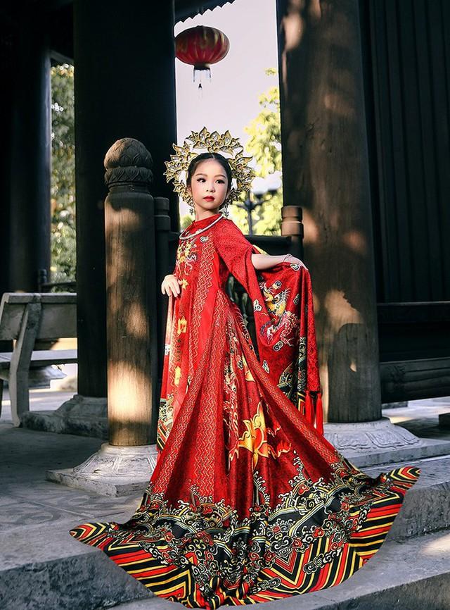 Cô bé Việt Nam 6 tuổi trở thành tân Hoa hậu nhí Á Âu 2018 - Ảnh 3.