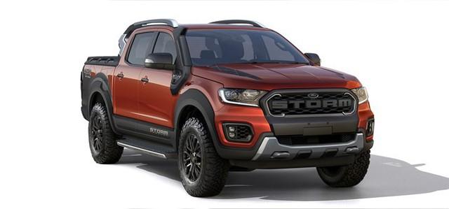 Ảnh: Ford Ranger Storm concept bản giá rẻ của Raptor - Ảnh 1.